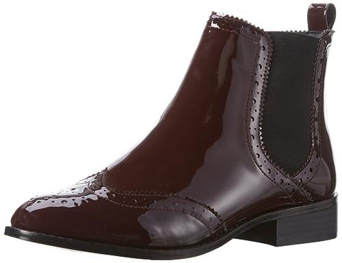 Miss KG SNEEK, Botines para Mujer, Burdeos, 41 EU: Amazon.es: Zapatos y complementos