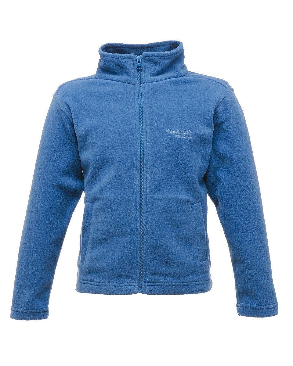Niños Childern Regatta profesional BRIGADA forro polar chaqueta uniforme escolar, azul marino oscuro, 2 años: Amazon.es: Ropa y accesorios