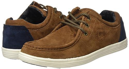 Coronel Tapioca T2065 07, Zapatos de Cordones Brogue para Hombre