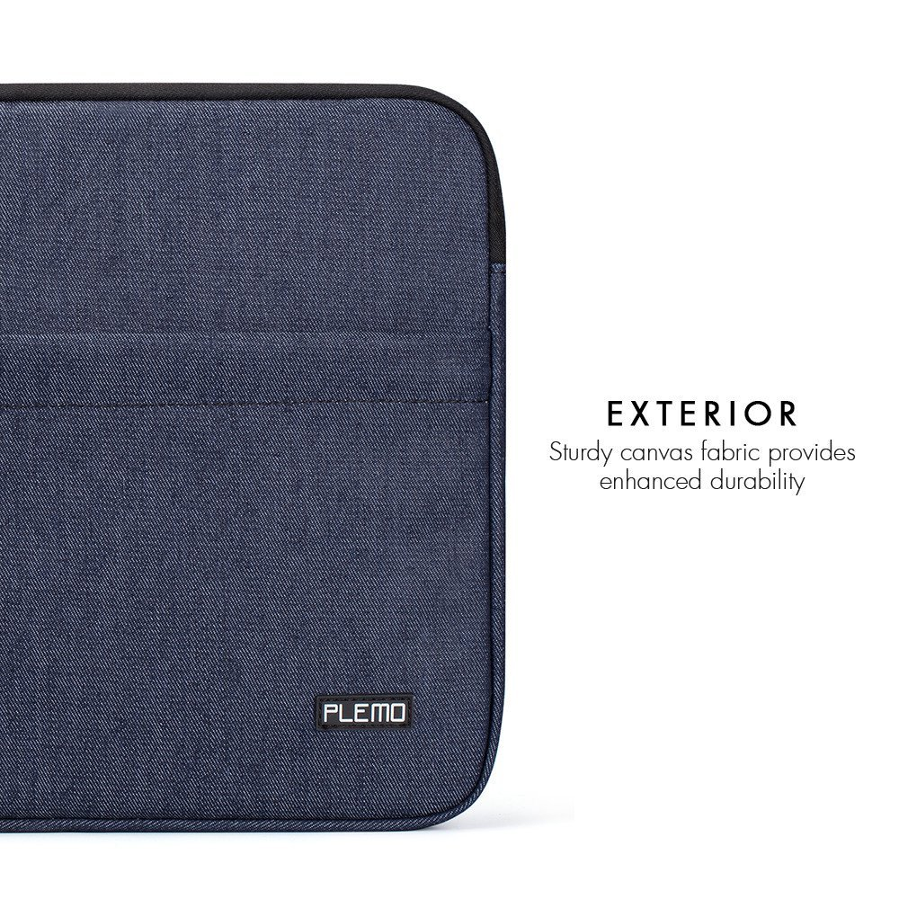 2b8c9e26ef6 Plemo 15 - 15.6 Inch Laptop Sleeve Case Bag Cover for MacBook Pro     Notebook ...