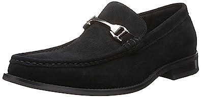 Stacy Adams Men's Flynn Slip-On Loafer,Black Suede,7 ...