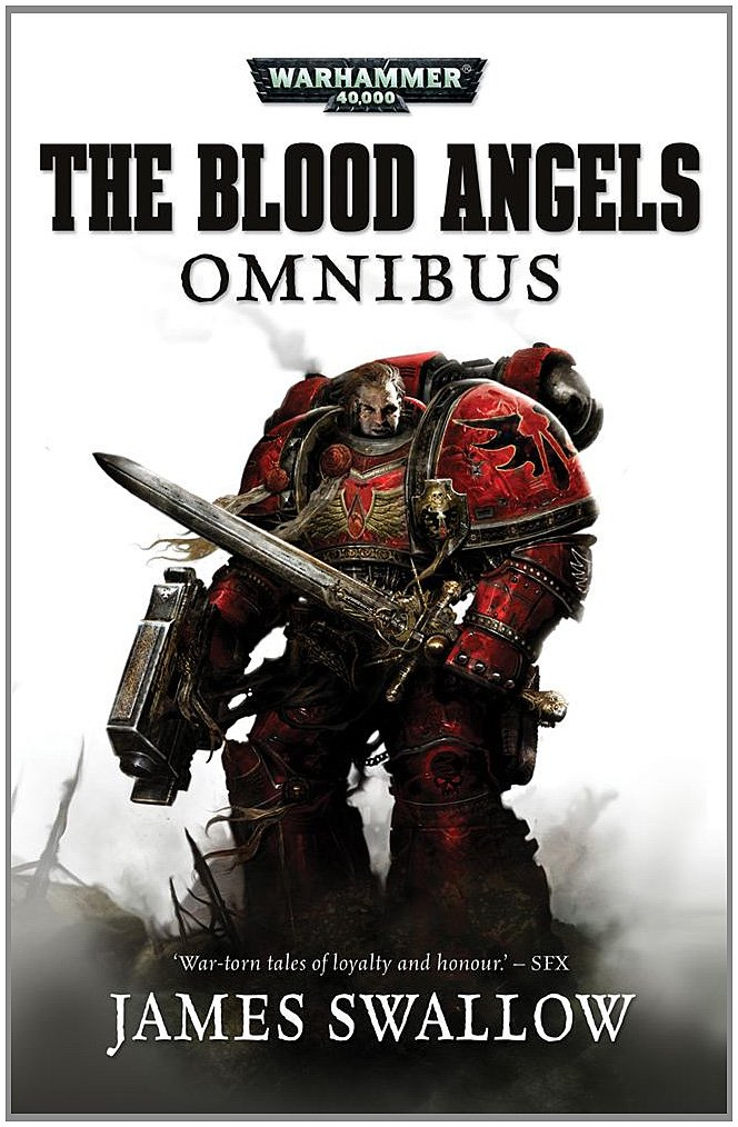 The Blood Angels Omnibus: Vol 1 ebook