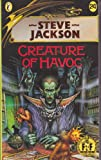 Creature of Havoc: Fighting Fantasy Gamebook 24 (Puffin Adventure Gamebooks)