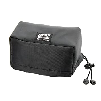 NC-17 Connect Protective cover for e-bike display / Display Cover 2 0 /  Water resistant / Bosch Nyon, Intuvia, Yamaha, Brose, Shimano and more /  Black