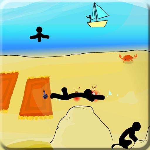 - Stick Clickdeath Beach