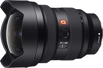 Sony Sel 1224gm G Master Ultra Wide Angle Zoom Lens Camera Photo