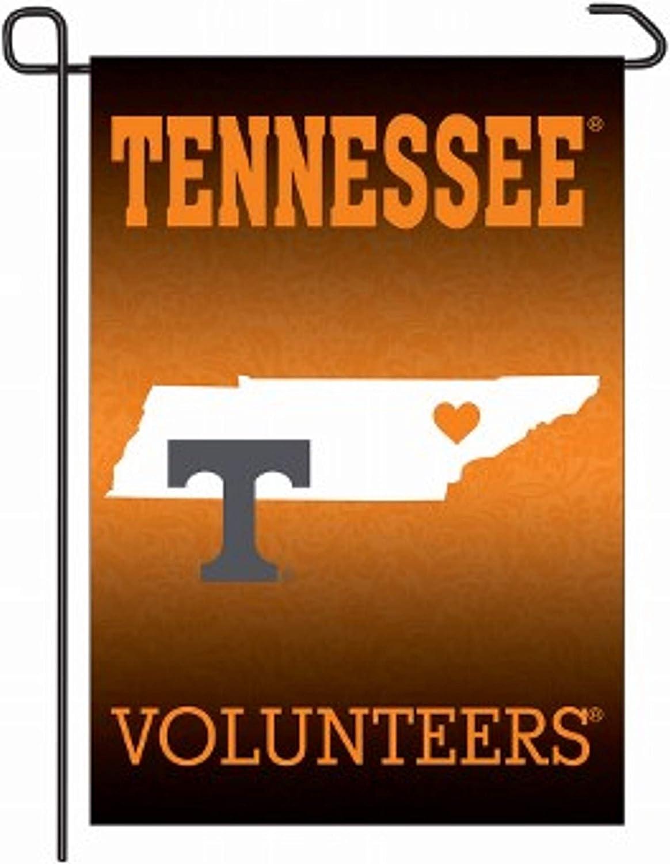 WinCraft Tennessee Volunteers 12 x 18 Premium Home State Garden Flag