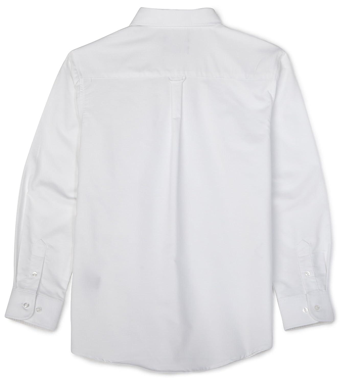 Amazon.com: Nautica Boys' Button Down Long Sleeve Shirt: Dress ...