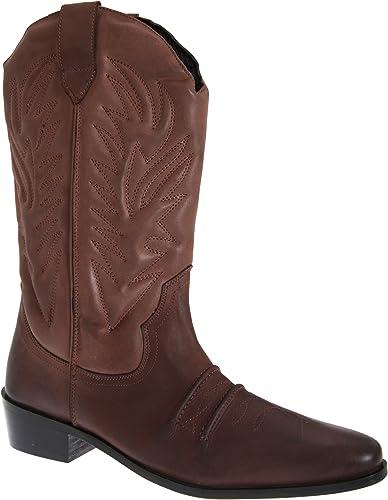 Woodland Gringos Herren High Clive Western Cowboy Stiefel