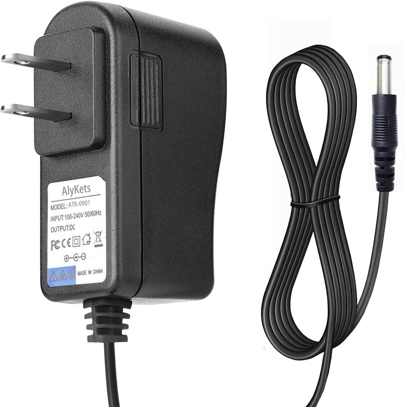 AC Adapter For Casio AD-E95100L ADE95100L DC Charger Switching Supply Cord Cable