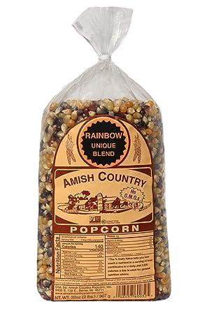 Mezcla única de palomitas de maíz de Amish Country ...