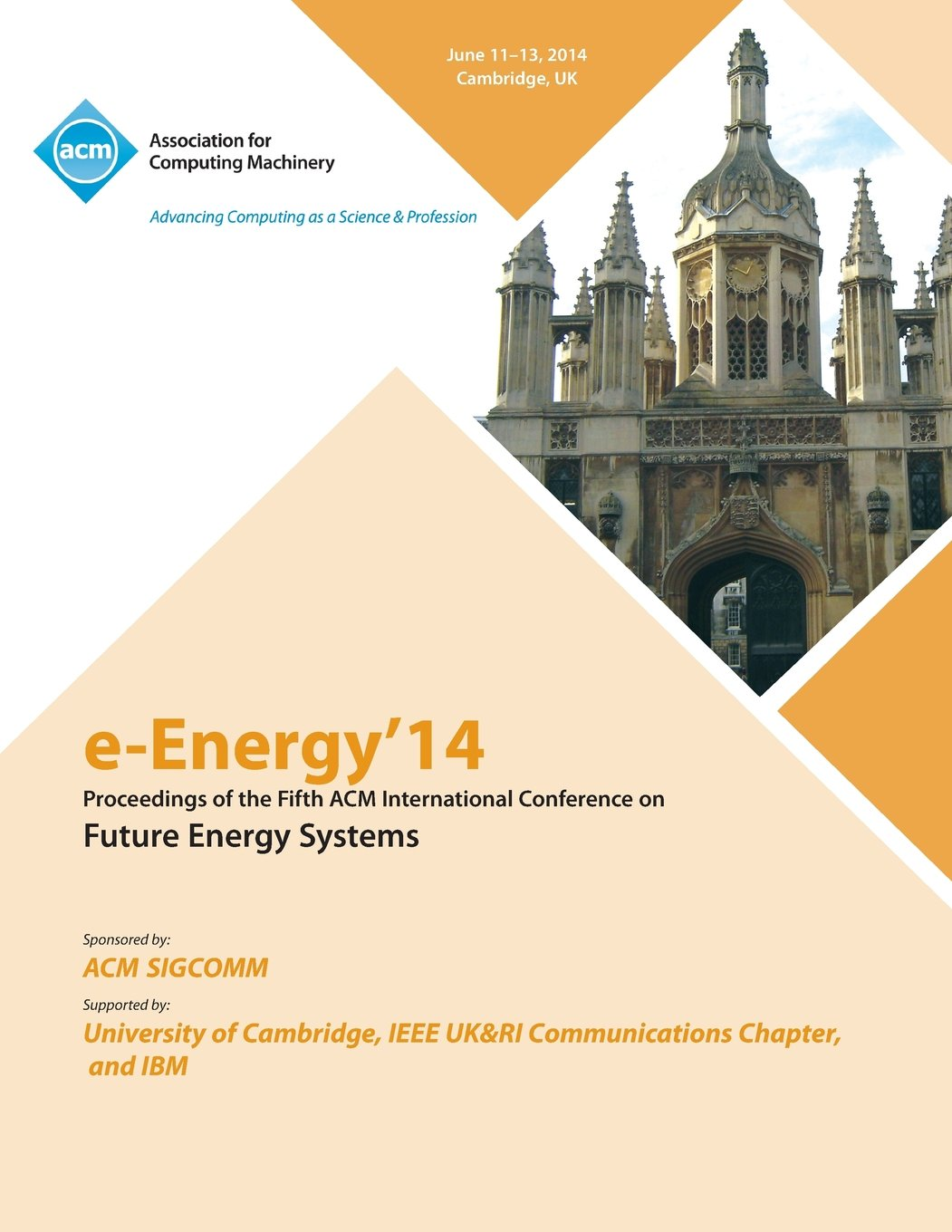 E-Energy 14 Fifth International Conference on Future Energy Systems ebook