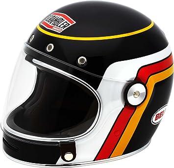Ducati Scrambler Black Track Bell Bullitt Helmet (Medium)
