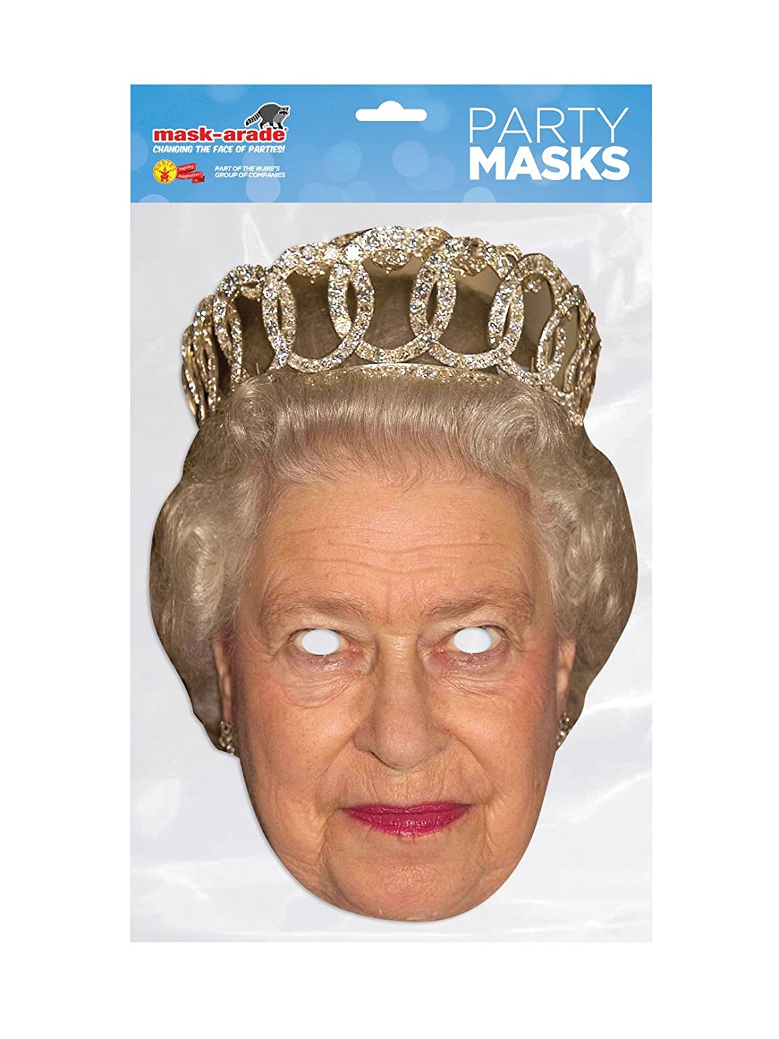 Queen Elizabeth Mask (Masque/Masque)