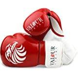 Red Paw Boxing Gloves ★ 4oz - 16oz Punch Bag Sparring Fight MMA Muay Thai Grappling Fight Mitts Martial Arts Training Kickboxing Punching Glove ★