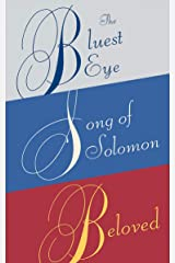 Toni Morrison Box Set: The Bluest Eye, Song of Solomon, Beloved Kindle Edition