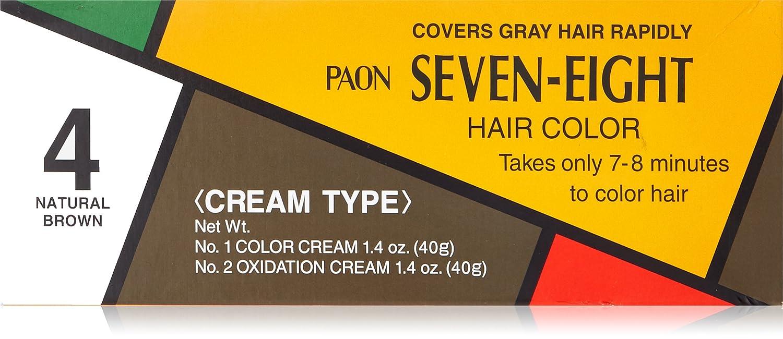 Amazon Paon Hair Cream Refill No 6 Dark Brown Chemical