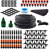 """Freehawk® Watering Equipment / Automatic Irrigation Equipment, 1/4"""" Blank Distribution Tubing Irrigation Gardener's Greenhouse Cooling Suite Plant Watering Drip Kit Accessories"""