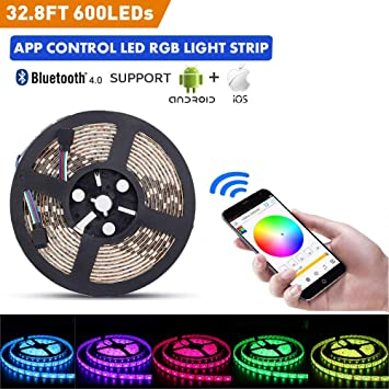 Review LED Light Strip Kit,