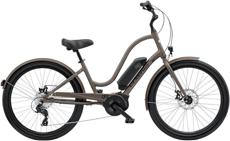 Electra Townie Go - Bicicleta para mujer 8D E-Bike, 8 Gang, 26