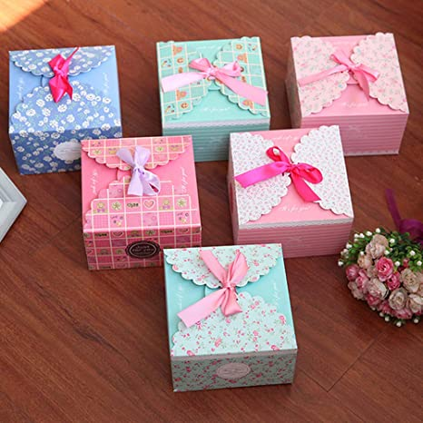 2x Pack Gift Present Bags Birthday H20xW15xD6cm.COUNTRY FLOWERS//BUTTERFLY