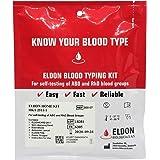 (5 Pack) Blood Typing Test Kit Eldoncard