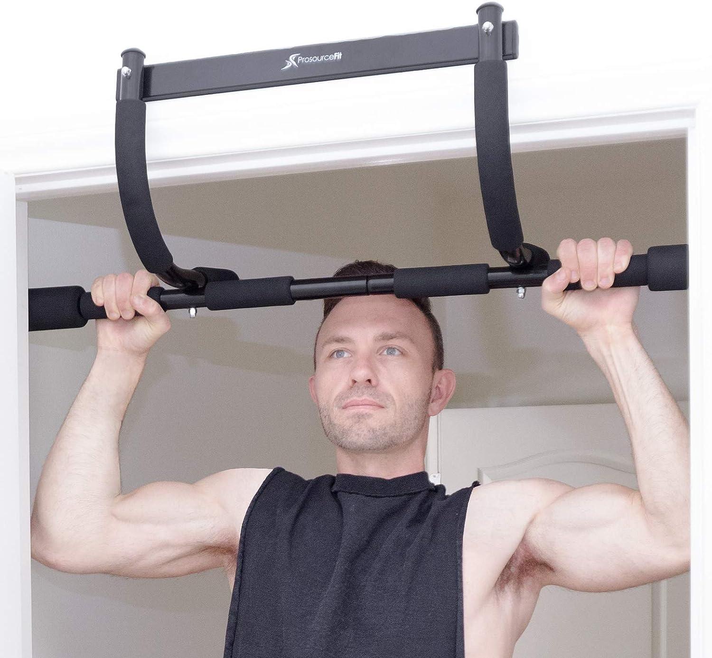 ProSource Heavy Duty Facile Gym Lite Porte Traction Barre de Traction