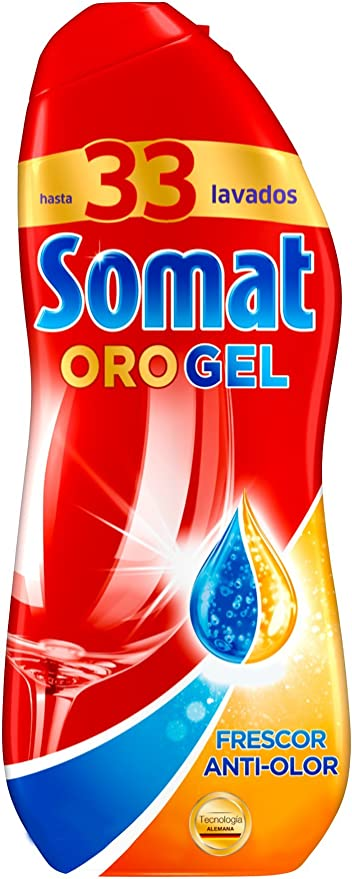 Somat Oro Gel Frescor Anti-Olor con Vinagre Y Neutralizadores ...
