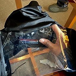 Amazon カメラレインカバー 一眼レフ キャノン 防水 レインカバー Canon Eos Eos 1dx Eos6d D4 D90 キャノン5d3等 雨の日撮影用品 防風防塵 防水防寒 一眼レフ対応 プロフェッショナル ブラック Wolfteeth レインカバー レインジャケット 通販