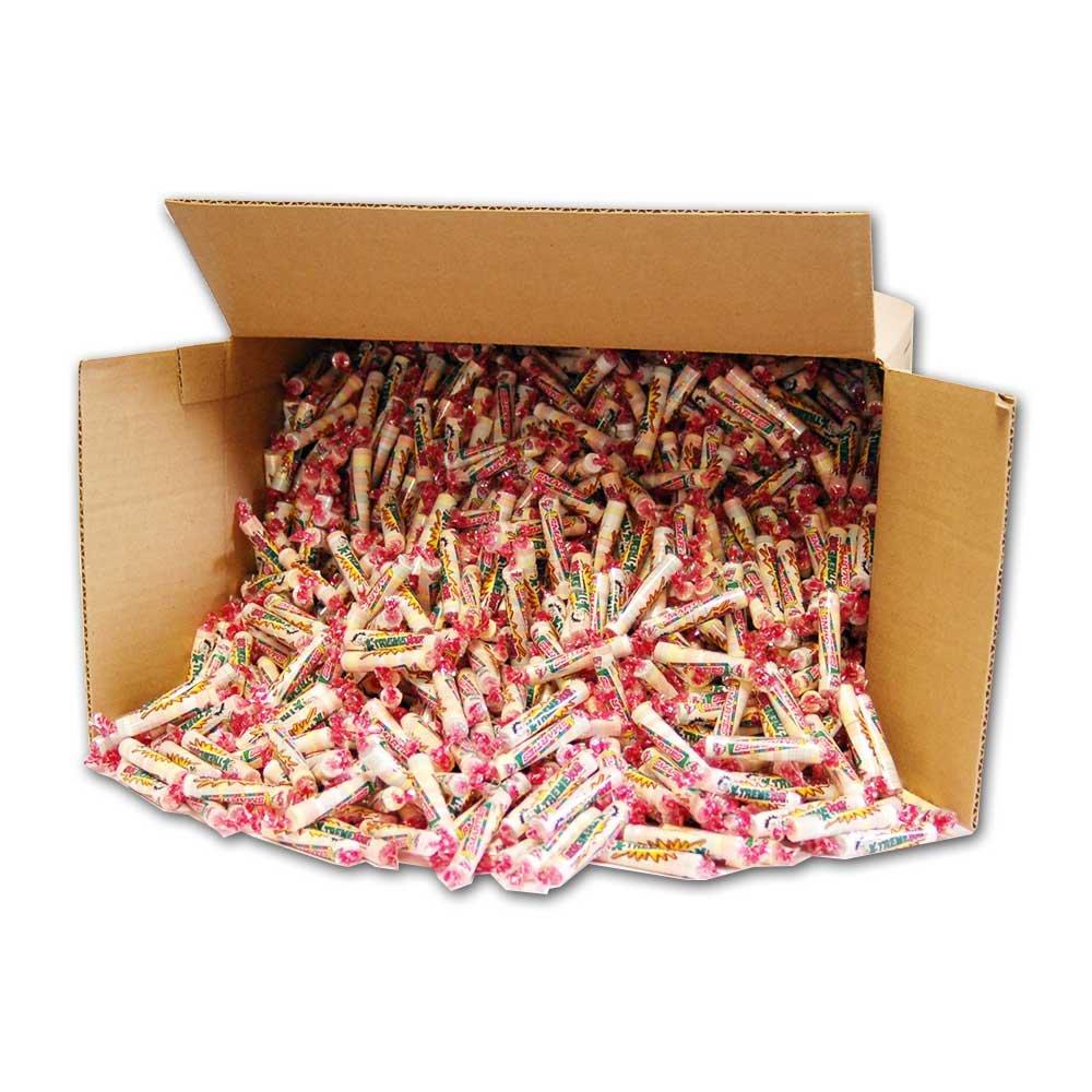 Smarties Candy Rolls X-treme Sour 40 lb bulk
