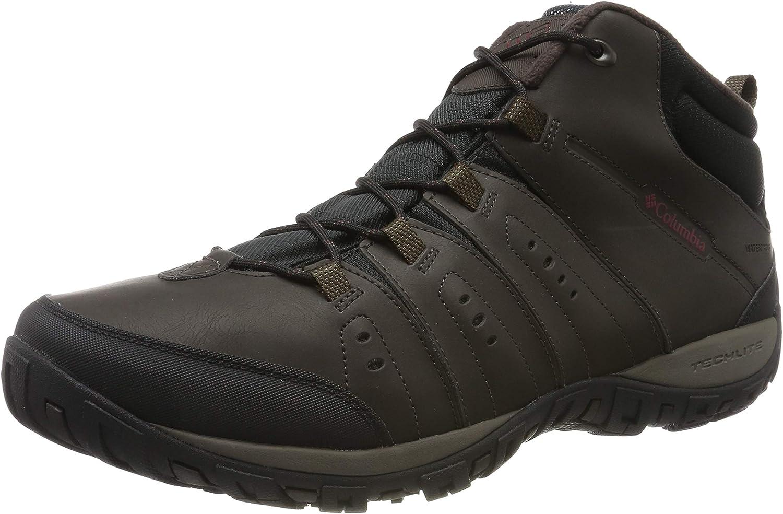 Chaussures de Randonn/ée Homme Columbia Woodburn II Chukka WP Omni-Heat