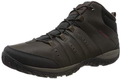 Columbia Woodburn II Chukka WP Omni-Heat, Botas de Senderismo para Hombre: Amazon.es: Zapatos y complementos
