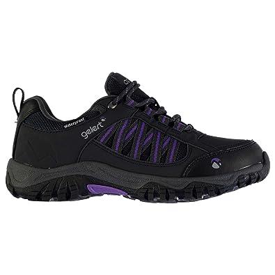Gelert Womens Horizon Low Waterproof Walking Shoes Outdoor Trekking Hiking  Blue Size  UK 7 ( e13f12f5fa