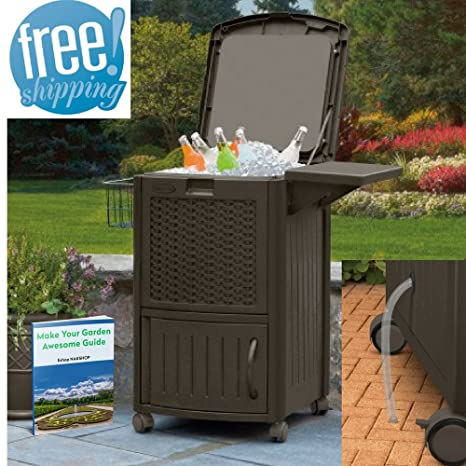 Backyard Cooler Decorative Coolers For The Patio Patio Designs