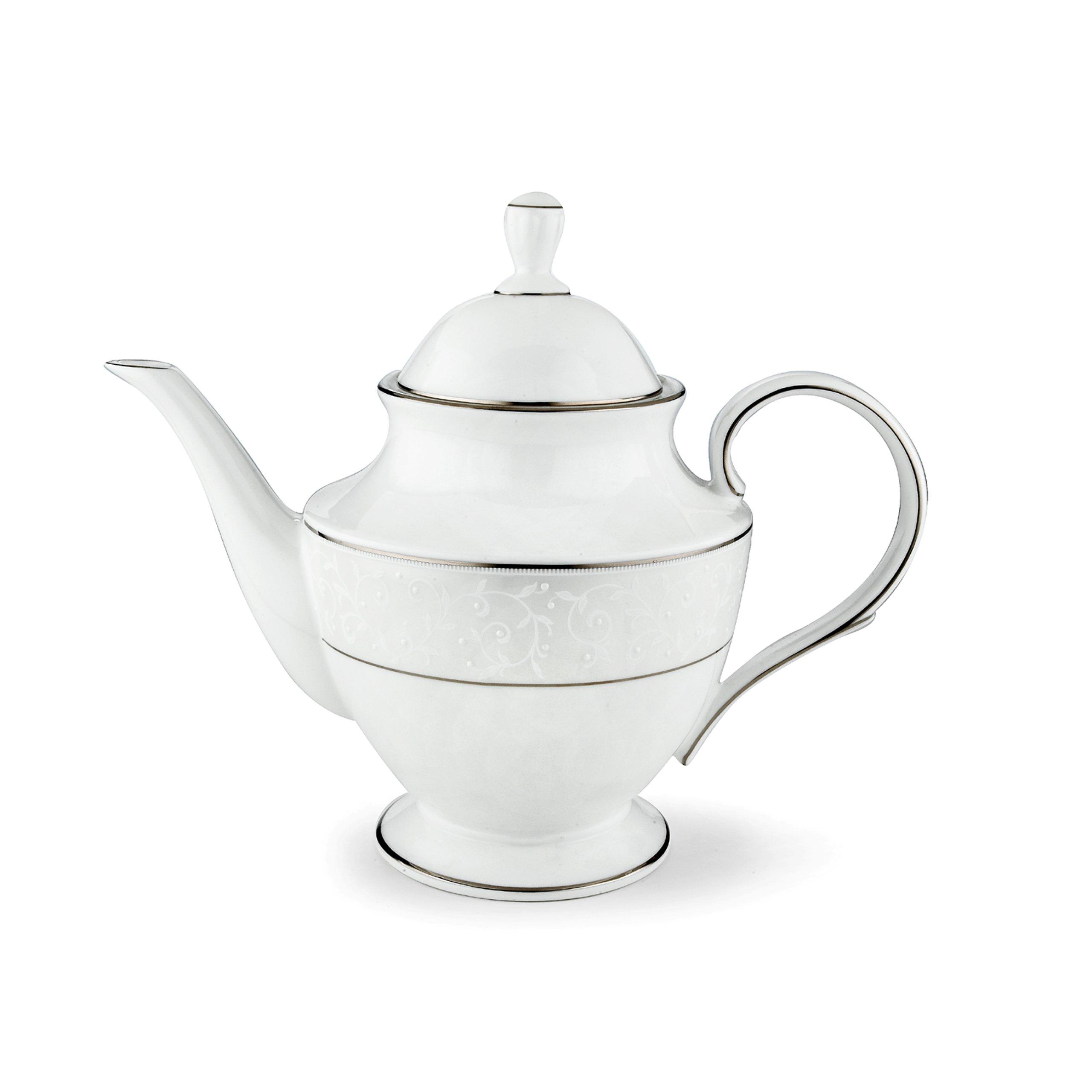Lenox Opal Innocence Teapot by Lenox