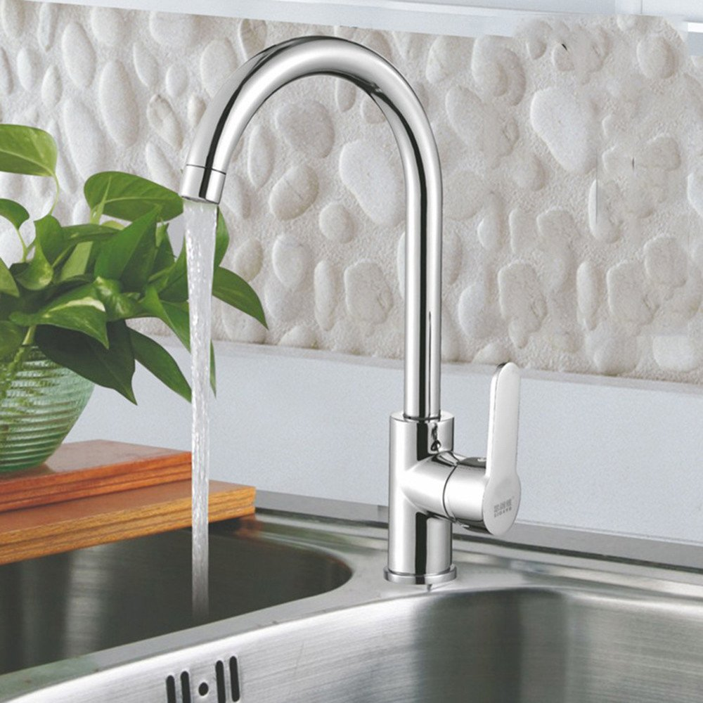 Gyps Faucet Basin Mixer Tap Waterfall Faucet Antique Bathroom The copper hot and cold single handle kitchen sink Faucet,Modern Bath Mixer Tap Bathroom Tub Lever Faucet