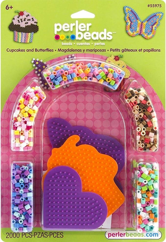 Butterfly bead assortment kit