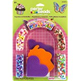 Perler Beads Cupcakes and Butterflies Craft Kit for Kids, 2005 pcs
