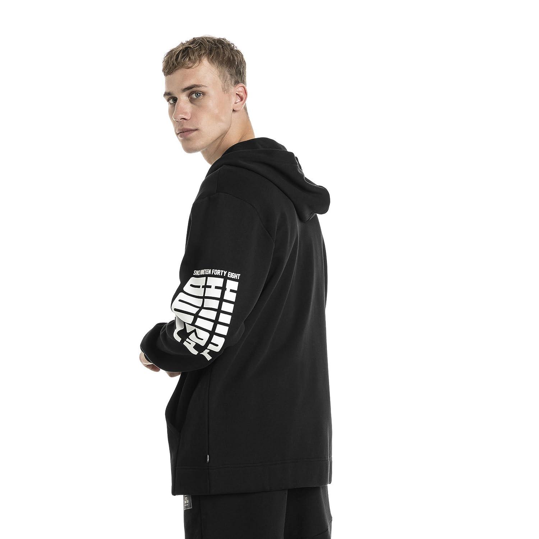 Puma Herren Rebel Rebel Herren Bold Fz Hoody FL Sweatshirt 51186e