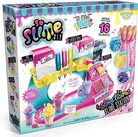So Slime Fábrica Slimelicious Multicolor: Amazon.es: Juguetes y juegos