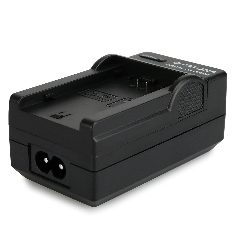 PATONA 4in1 Caricatore per batteria NP-FZ100 adatto per Sony Alpha 9//Alpha 7RM3//7M3//A7 R III//Sony BC-QZ1
