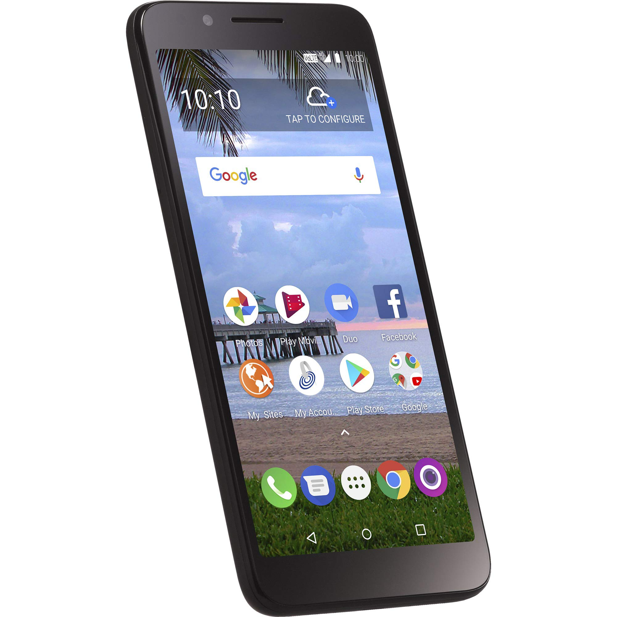Total Wireless TCL LX 4G LTE Prepaid Smartphone by TracFone (Image #3)