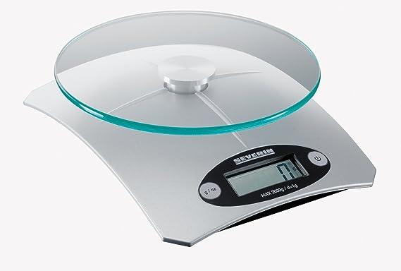 Severin KW 3667 Báscula de Cocina Electrónica, Precisión al gramo ...