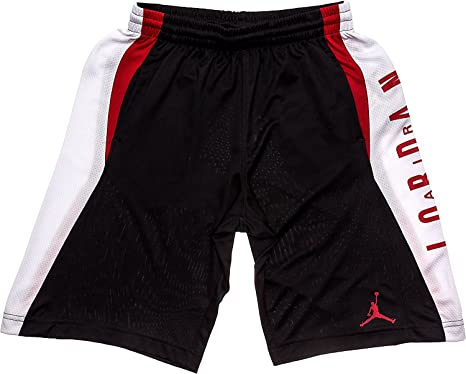 49c29ec5838 Image Unavailable. Image not available for. Color: NIKE Jordan Boy's Knit Takeover  Shorts ...