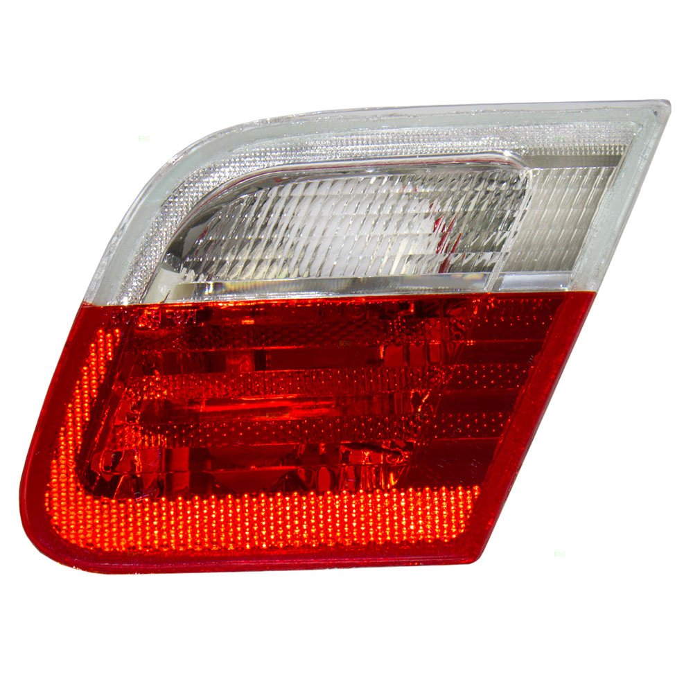 Passengers Back-Up Backup Light Lid Mounted Lamp Replacement for BMW 3218364728 4333258064