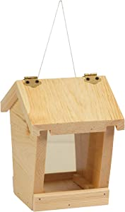 Hearthside Classics - DIY Build-Your-Own Bird Feeder Kit - All Parts Included