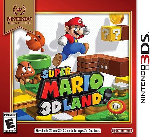 Super Mario 3D Land, 3DS - Versión Nintendo Selects