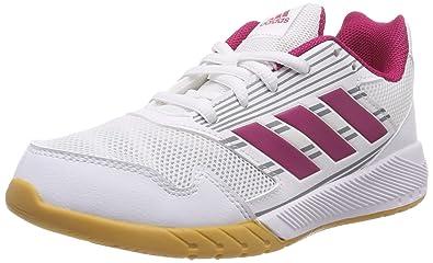 super popular 1e049 cd6c1 Adidas Altarun K, Chaussures de Running Mixte Enfant, Multicolore  (FtwwhtBopink