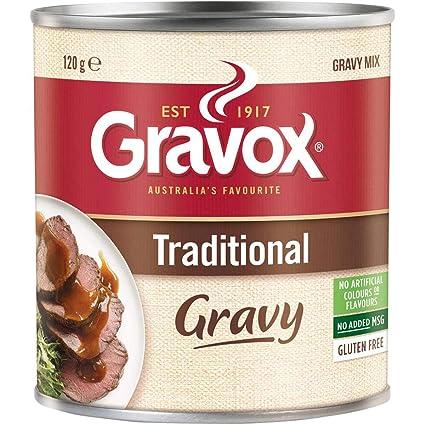 gravox Gravy Can tradicionales – Australiano: Amazon.com ...