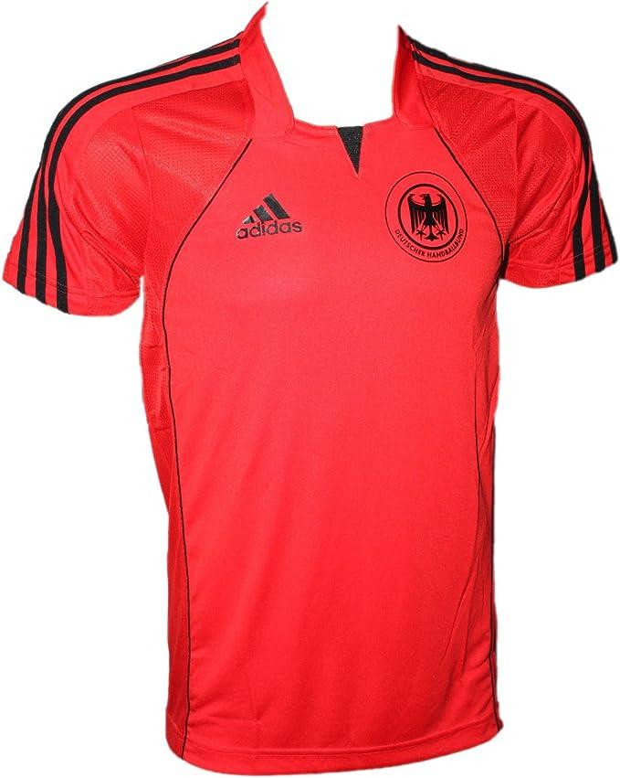 adidas DHB Camiseta nacional Balonmano: Amazon.es: Deportes y aire libre